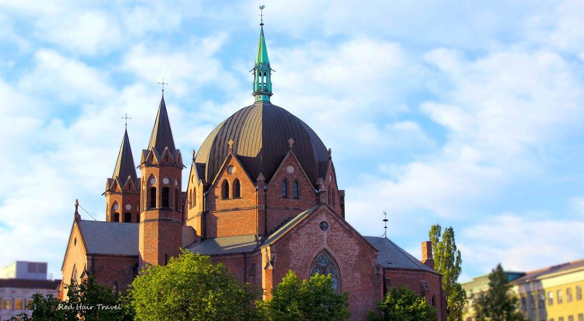 Церковь Святой Троицы 1858г.