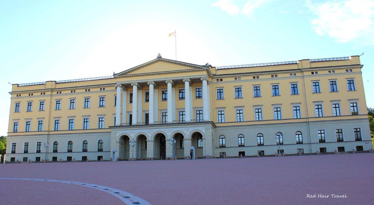Королевский дворец, Осло