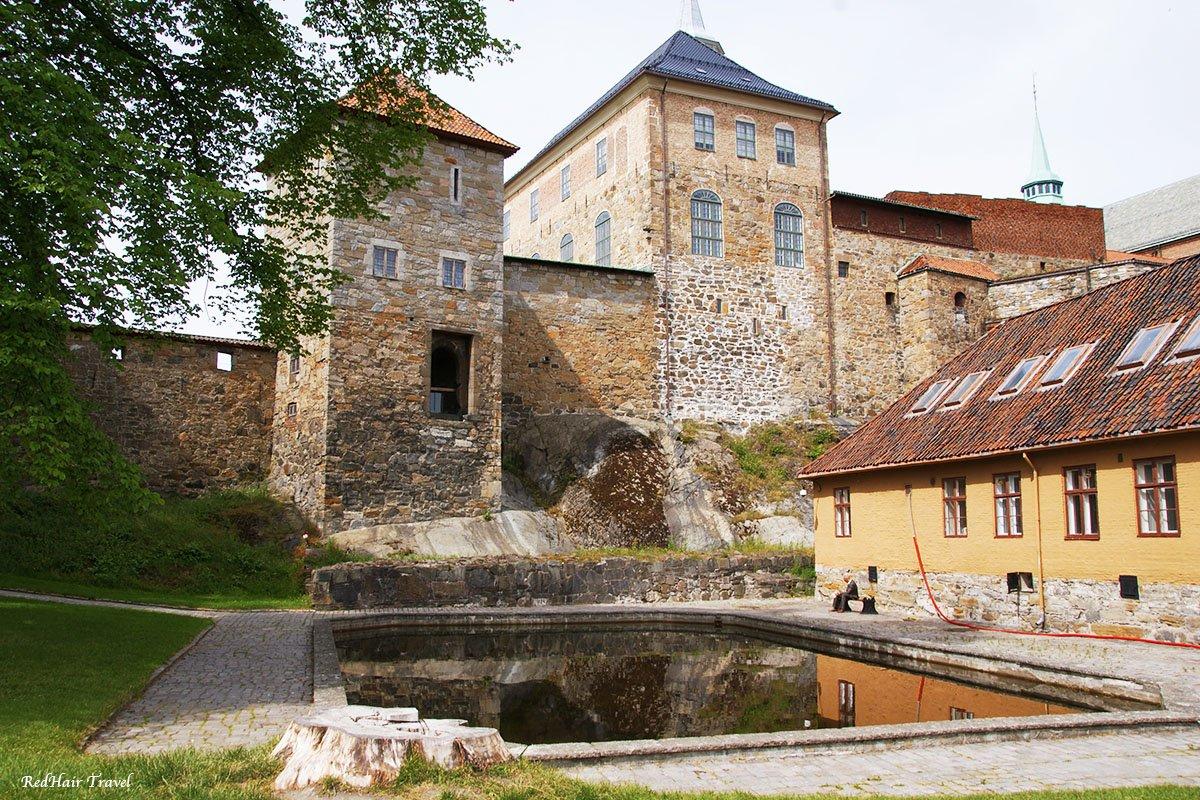 Крепость Аскерсхус, Осло