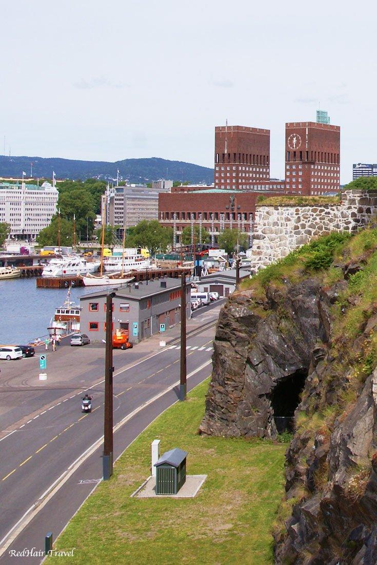 Аскерсхус, Осло, вид
