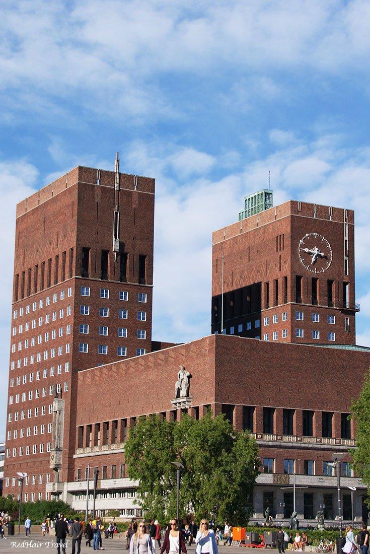Ратуша, Осло