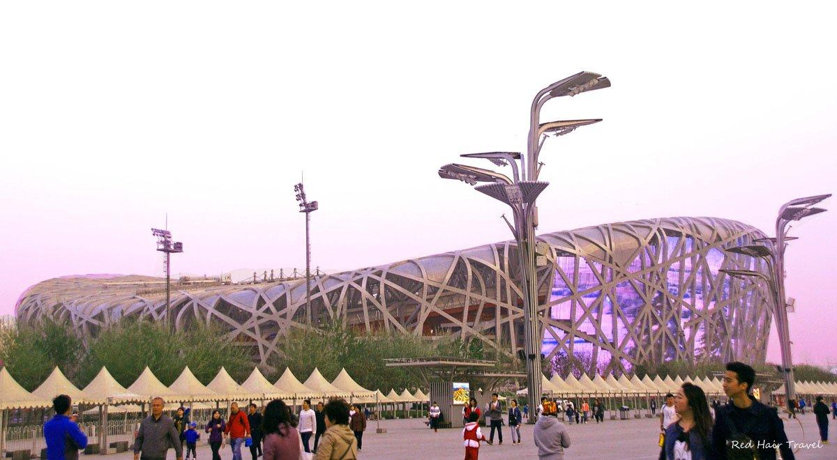 Главный национальный стадион «Птичье гнездо»