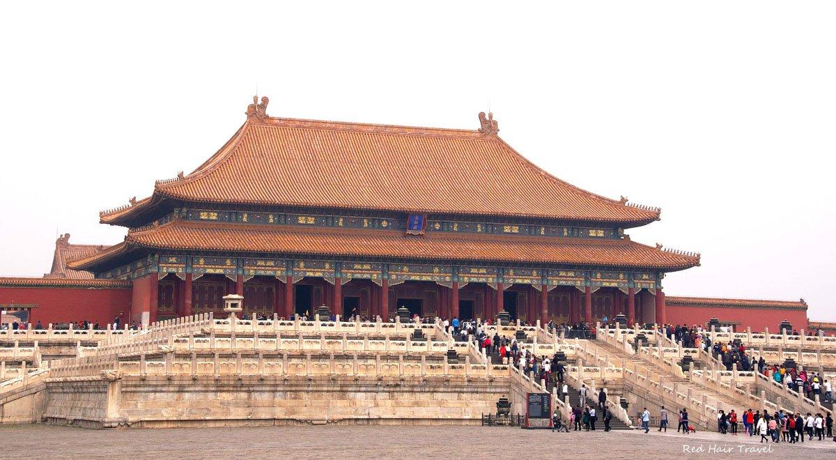 Гугун, Императорский дворец, Пекин