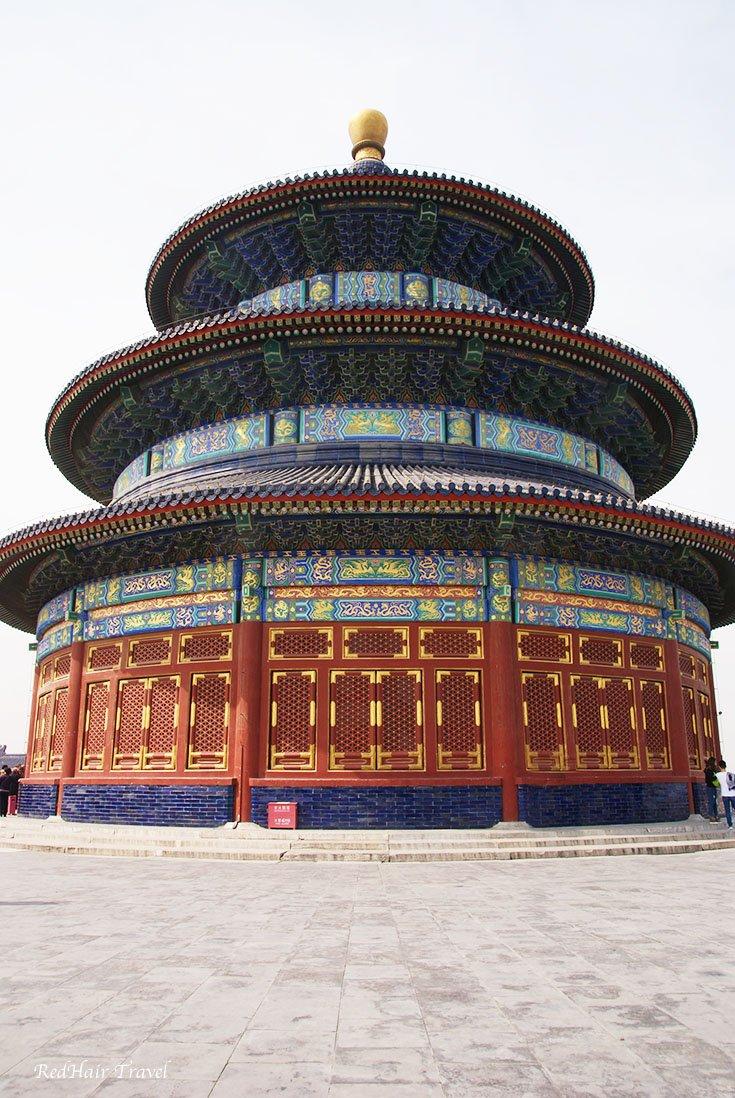 Храм Неба, Тяньтан, Пекин