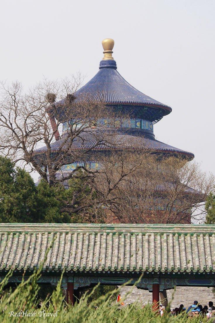 Храм Неба, парк Тяньтань, Пекин