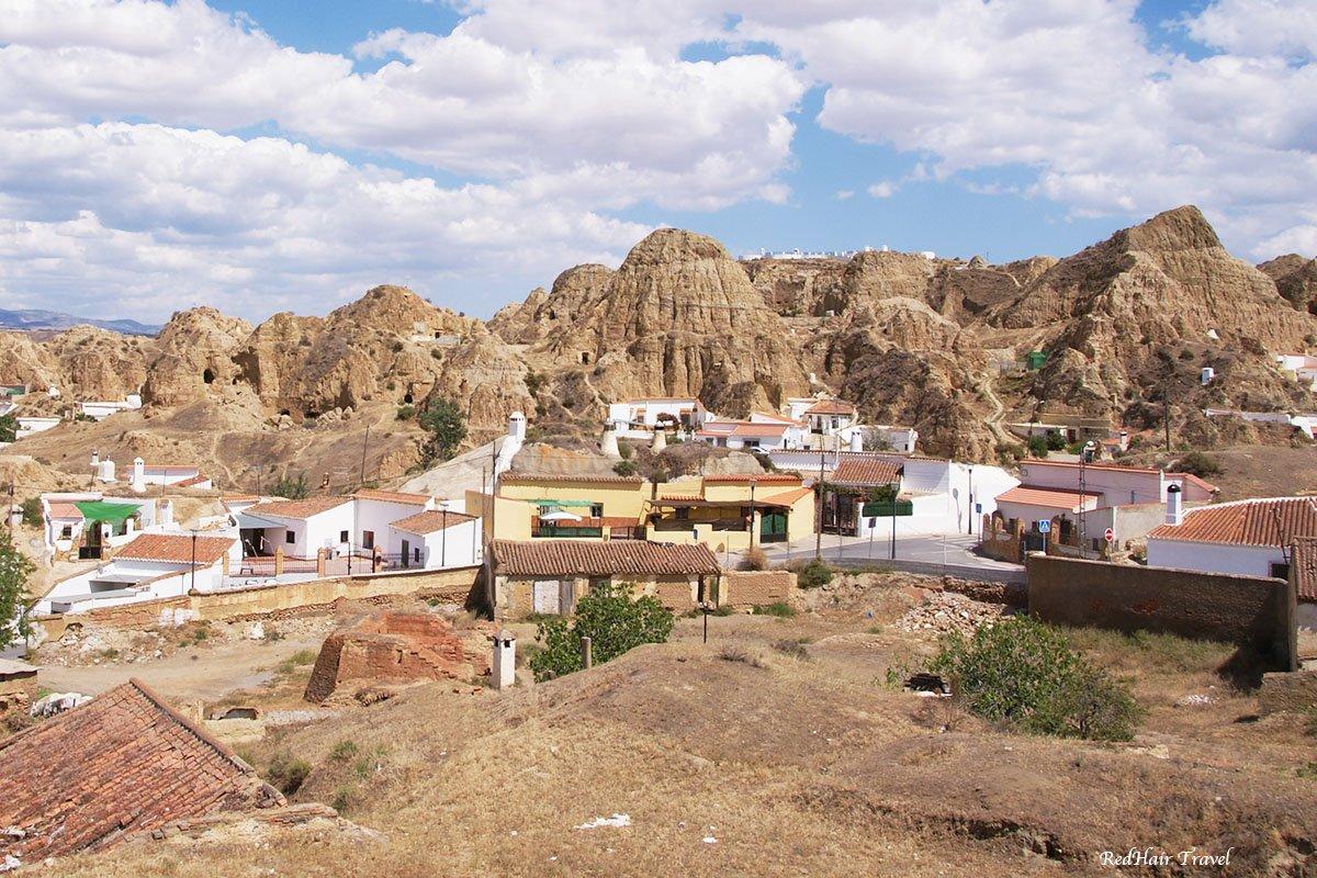 guadix-cave-town