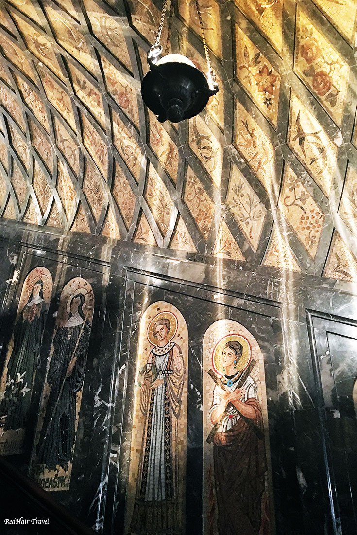 Базилика Монсеррат, Черная Мадонна
