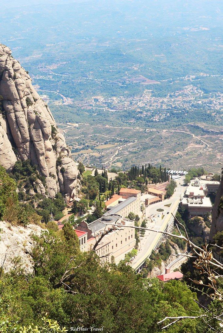 Монсеррат монастырь
