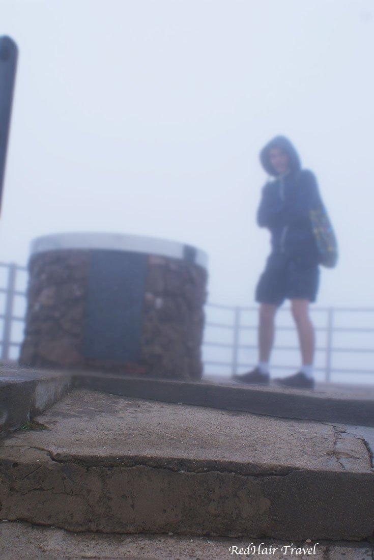 Сант-Жерони в плохую погоду