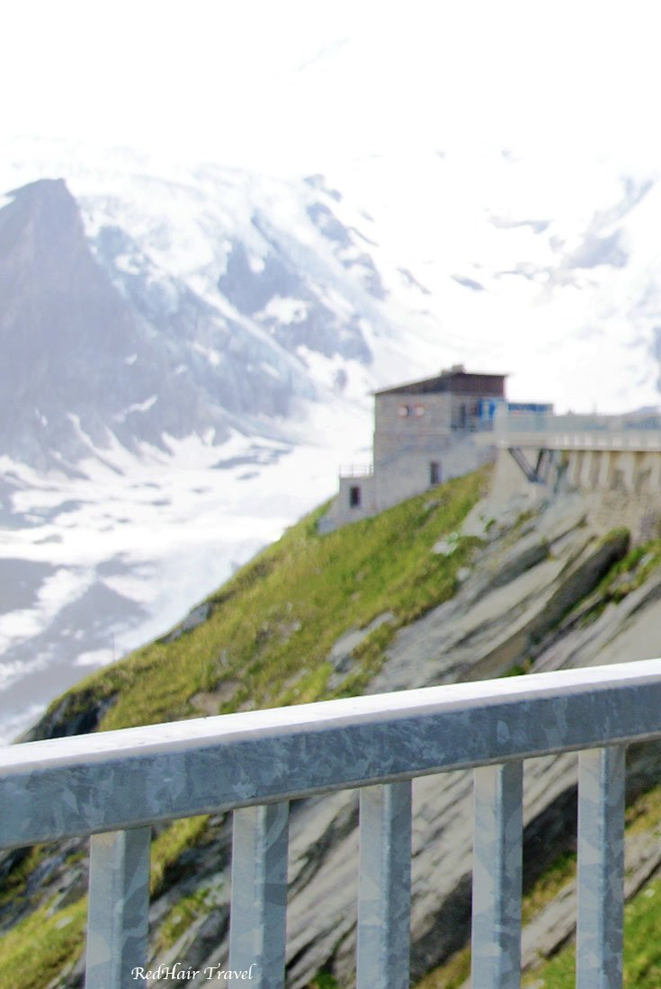 Гроссглокнер, альпийская дорога