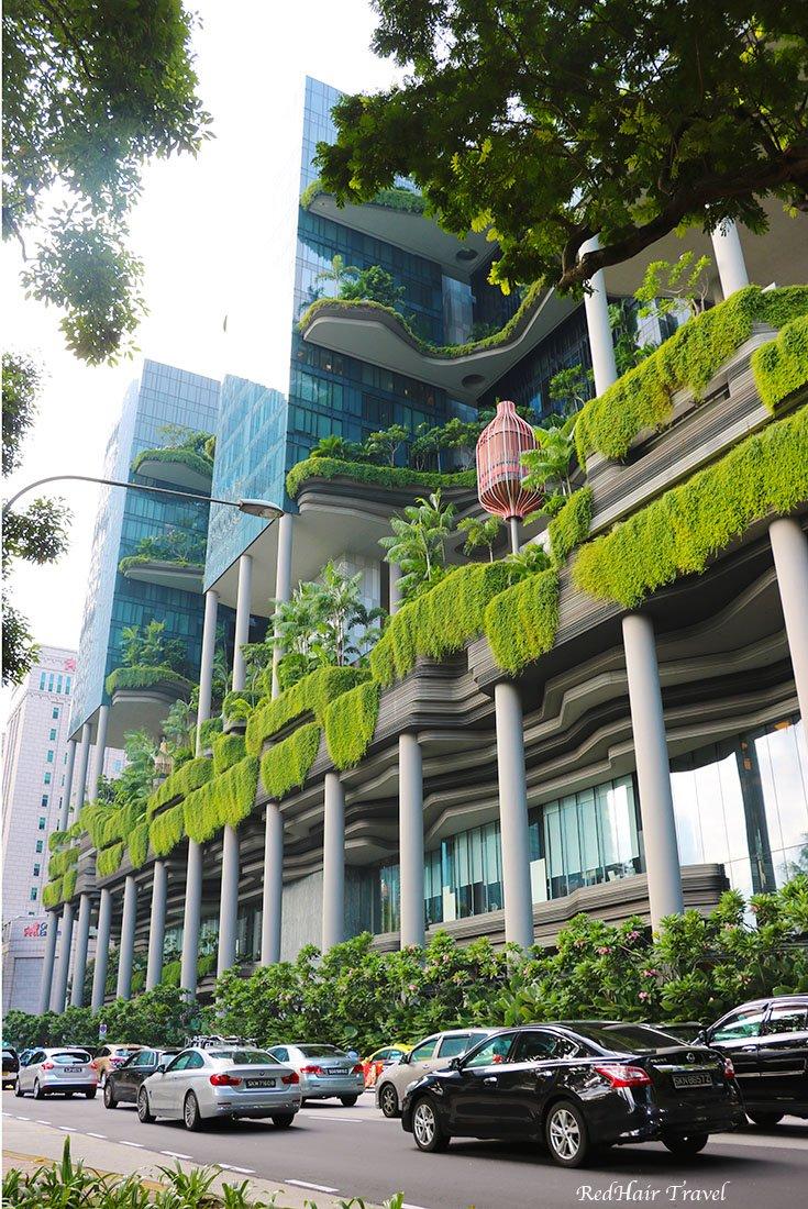 Park Royal Сингапур