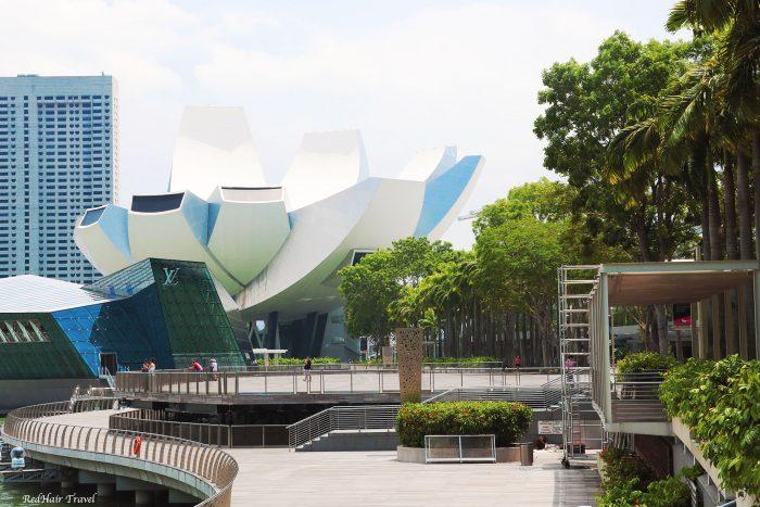 Сингапур Музей Науки