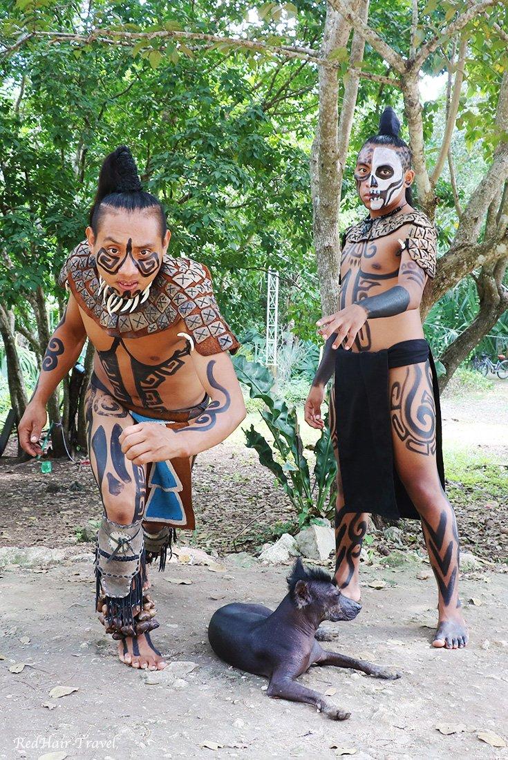 Эк Балам, майя