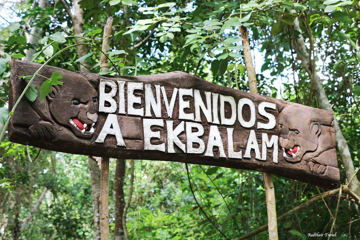 Эк Балам, Мексика