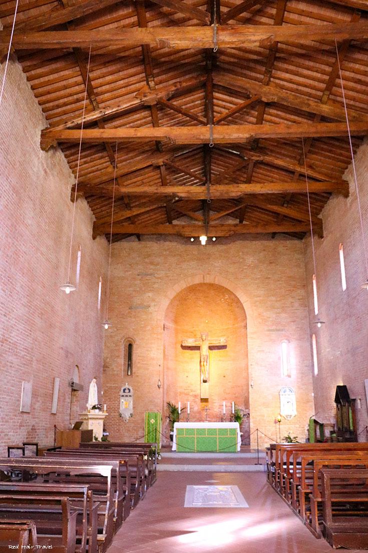 Чертальдо, церковь Святого Якова и Филиппа (Ss. Jacopo and Filippo)