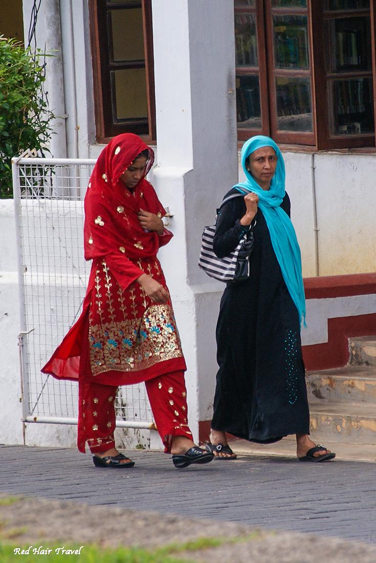 ланкийские женщины