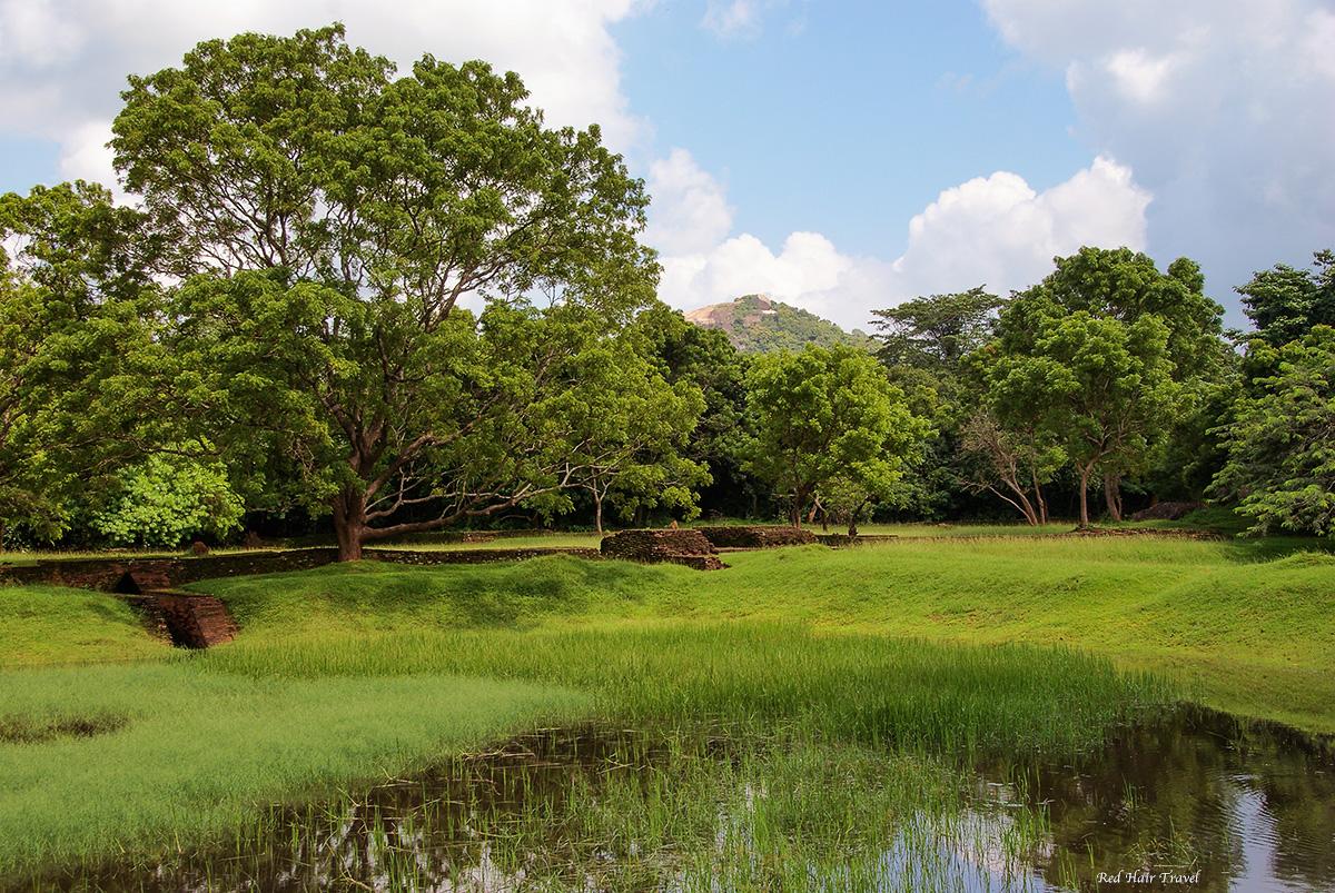 пруд, Шри Ланка