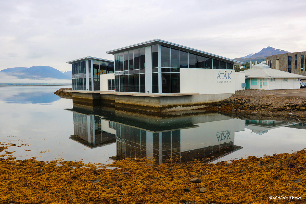 Город Акурейри (Akureyri)