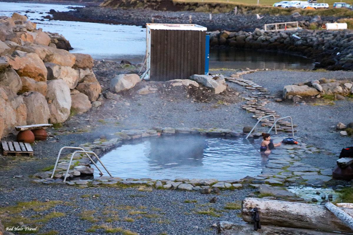 термальные ванны Исландия