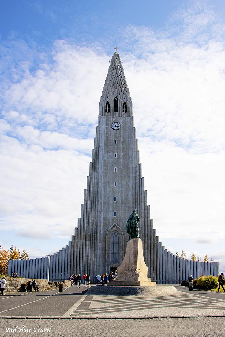 Церковь Хатльгримскиркья, Hallgrimskirkja, Исландия