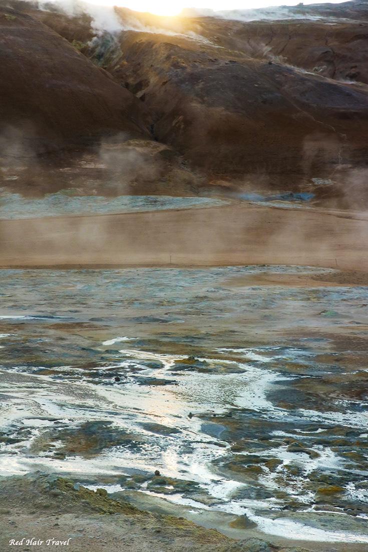 Геотермальная зона Хверир, Hverir
