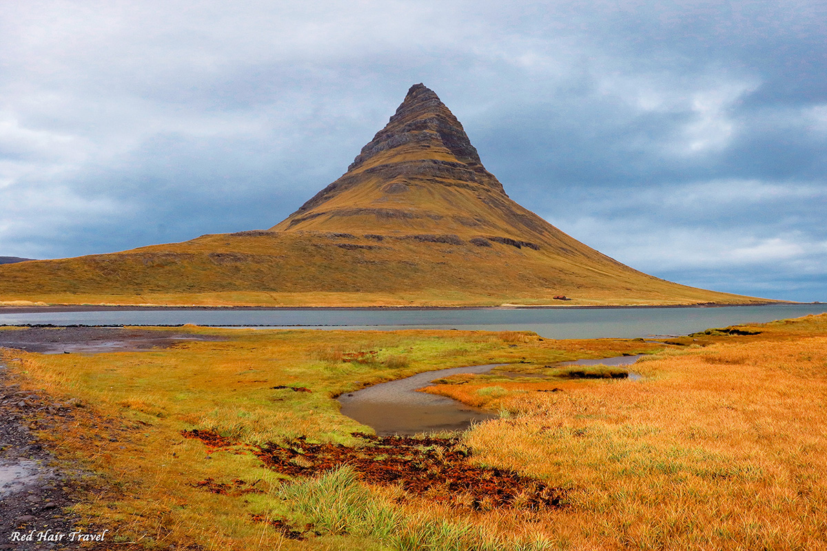 Гора Киркьюфетль (Kirkjufell)
