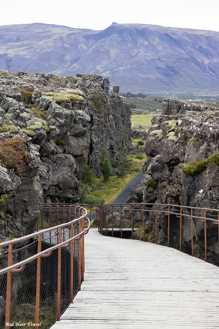 Национальный парк Тингведлир (Þingvellir), Золотое кольцо в Исландии