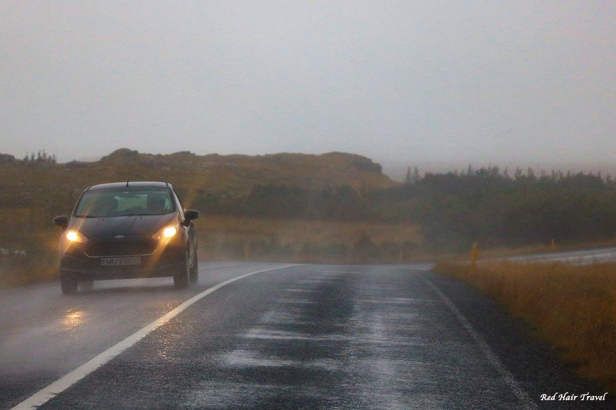 погода в Исландии