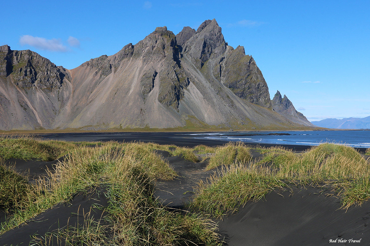 Стоккснес, Исландия, Stokksnes