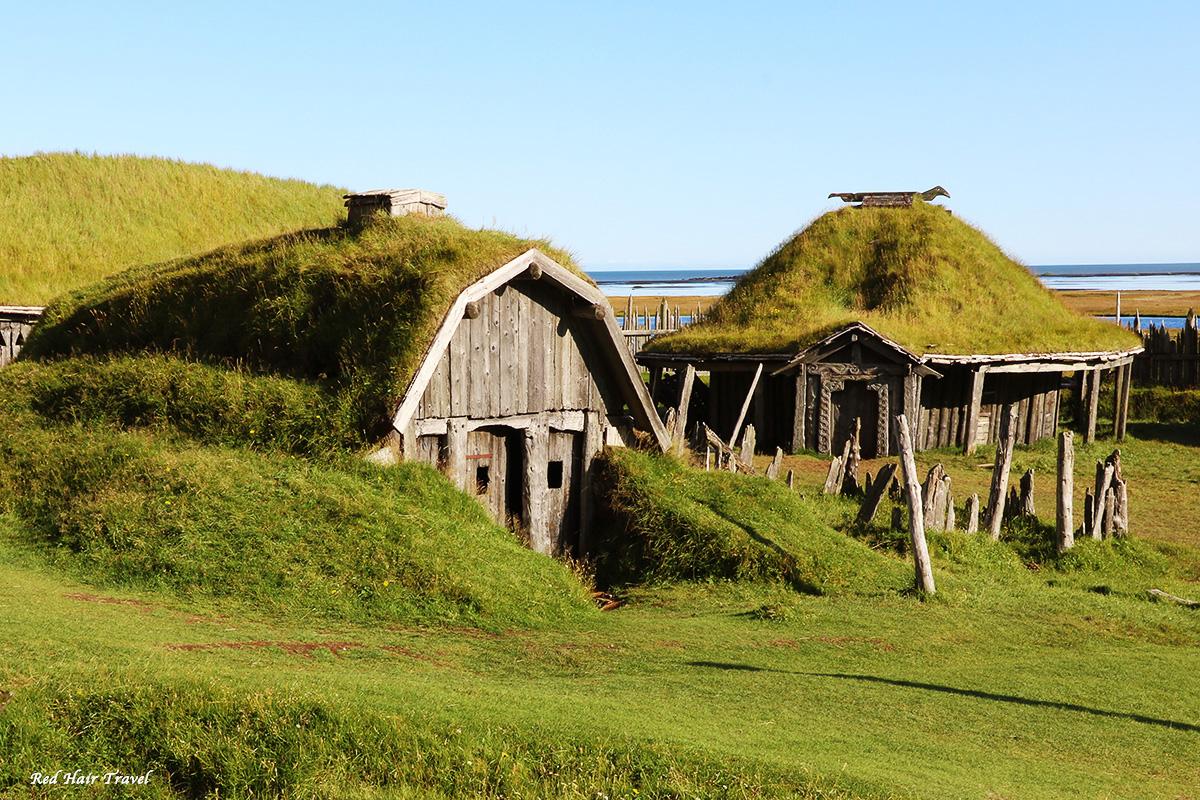 Стоккснес, Исландия, Stokksnes, деревня викингов