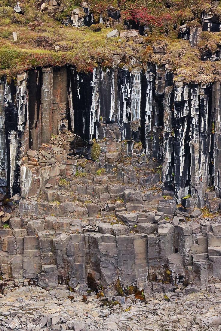 каньон Студлагил, Исландия