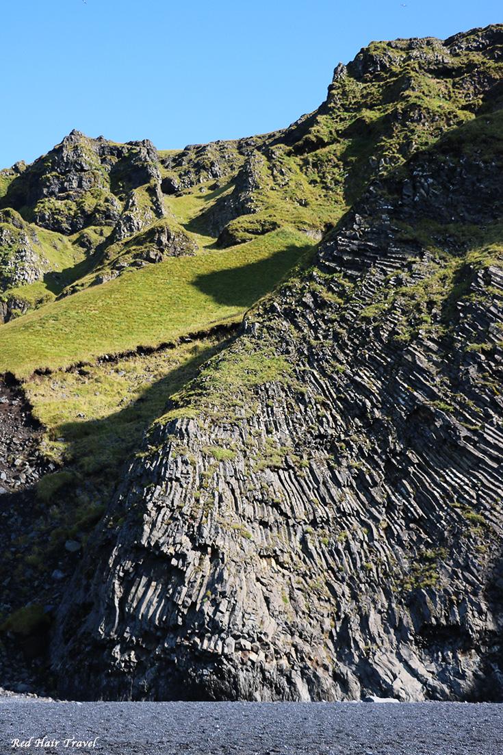 Черный пляж Рейнисфьяра, Reynisfjara, Исландия
