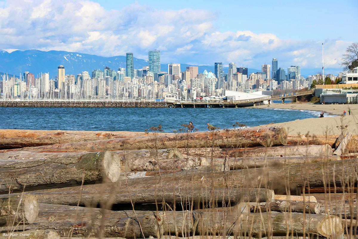 пляж Джерико, Ванкувер, достопримечательности
