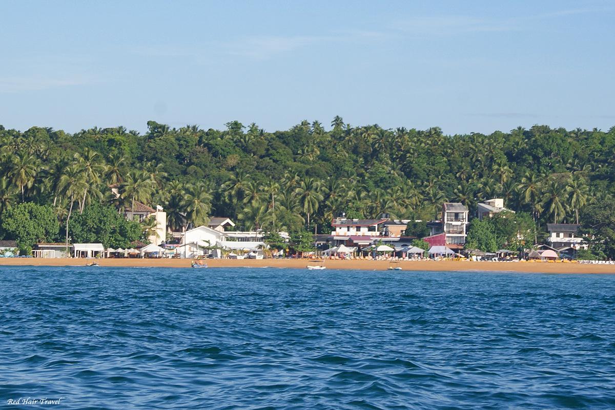 пляж Унаватуны, Шри Ланка