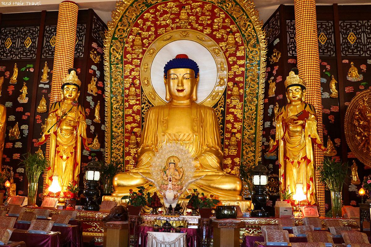 Международный Буддийский Храм, Ванкувер, Ричмонд