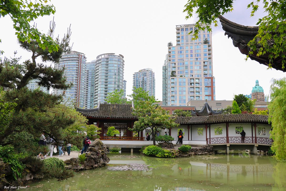 Китайский квартал в Ванкувере