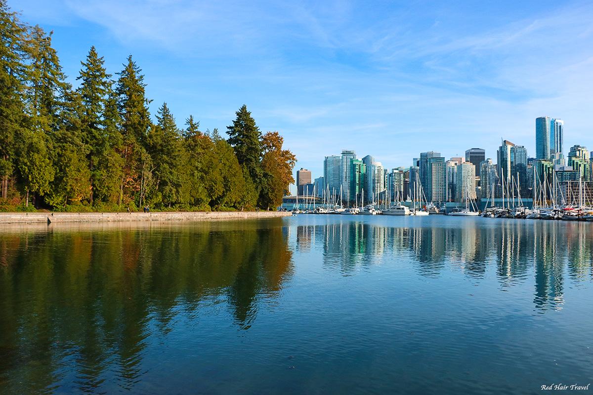Что посмотреть в Ванкувере? Стенли Парк, Ванкувер, Канада