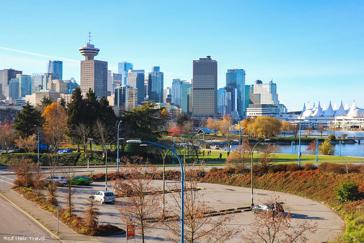 Краб Парк, Секретные места Ванкувера