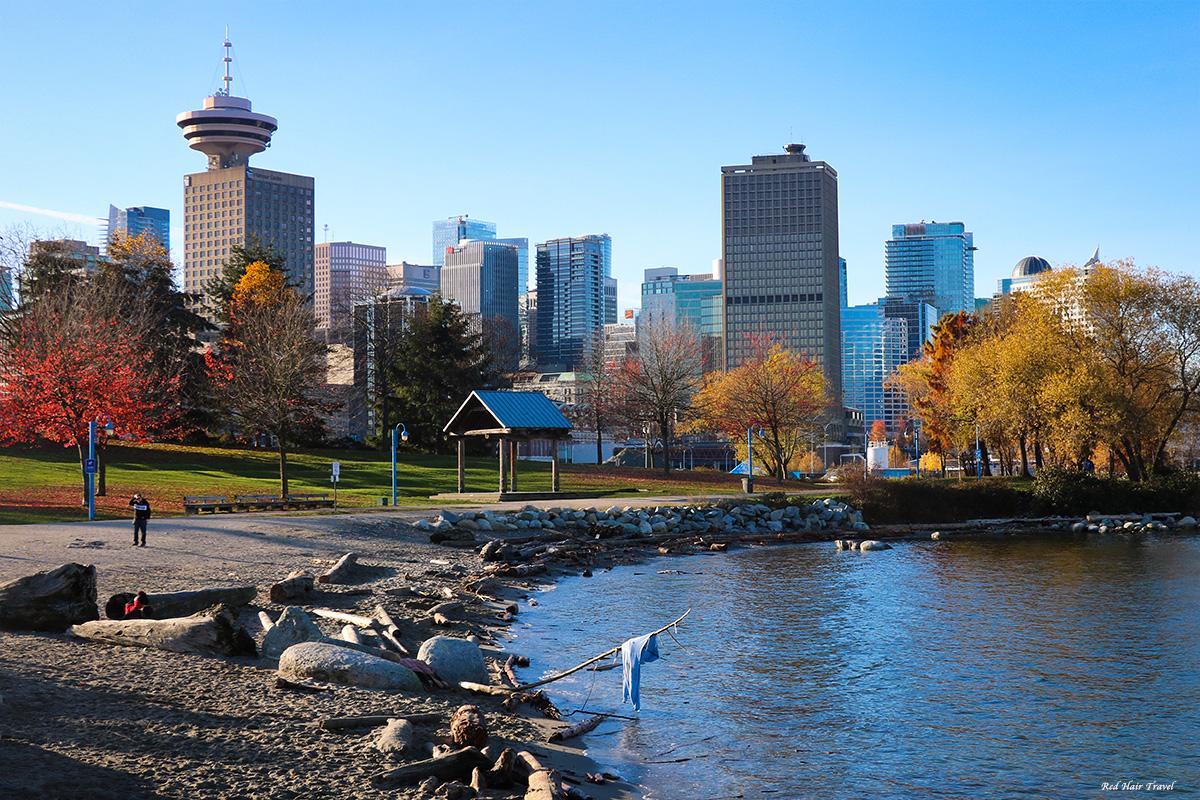 Что посмотреть в Ванкувере? Краб-парк, Ванкувер