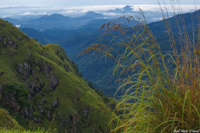 малый пик Адама, Элла, Шри Ланка