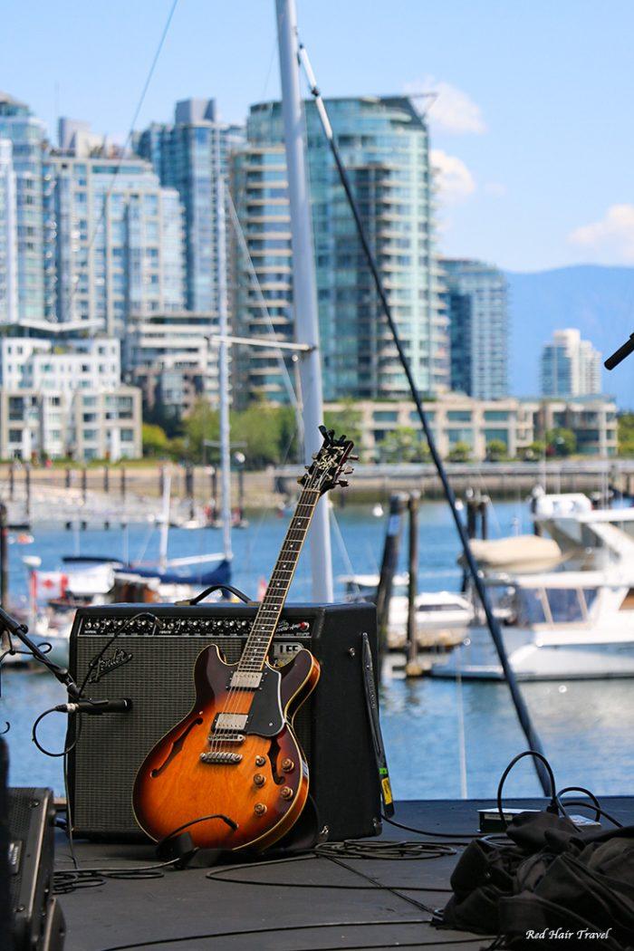 Грэнвилль Остров, Ванкувер