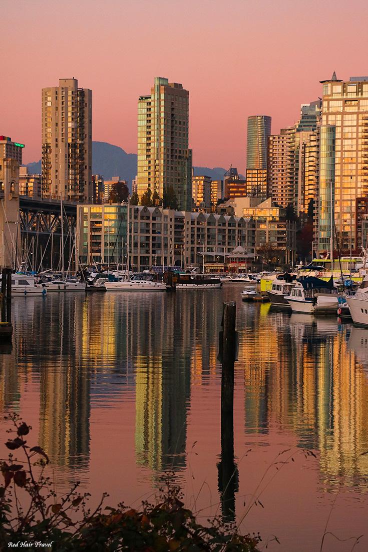 Что посмотреть в Ванкувере? Грэнвилль Остров, Ванкувер