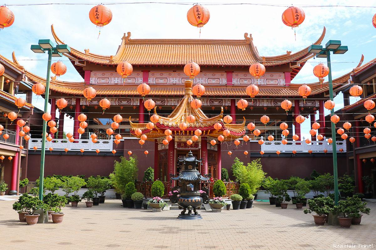 ling-yen-temple, нетуристические места Ванкувера