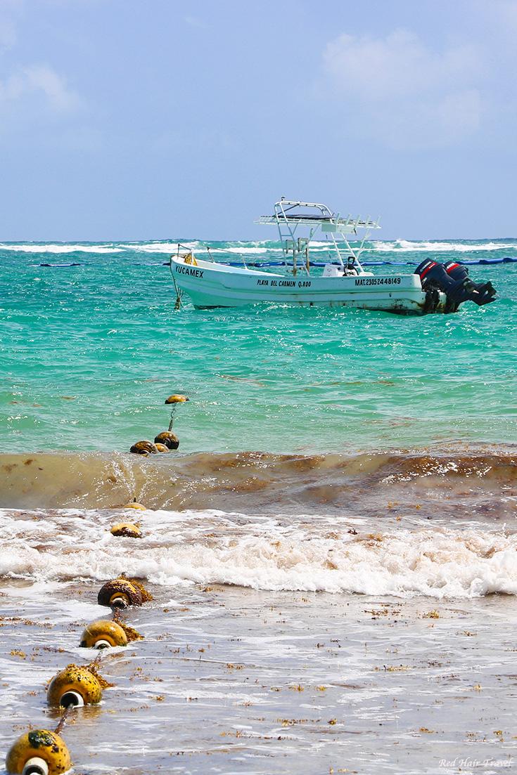 райский пляж, Мексика