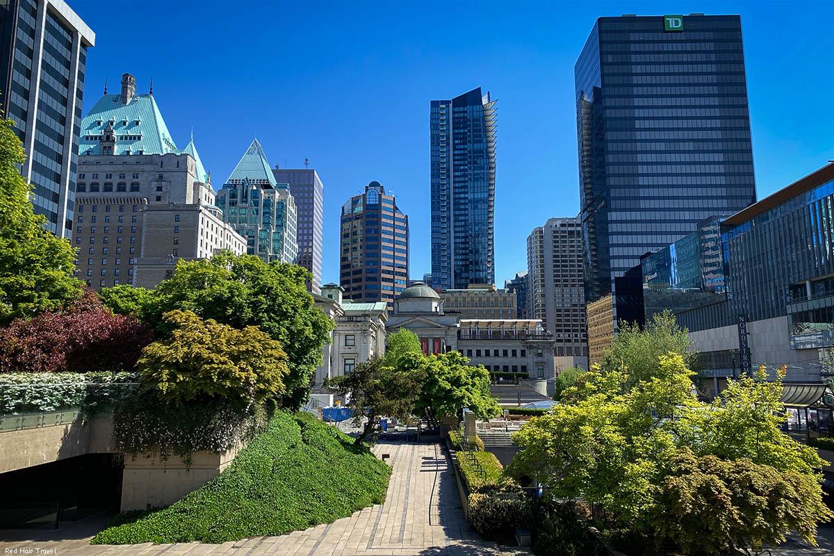 Интересный факт про Ванкувер