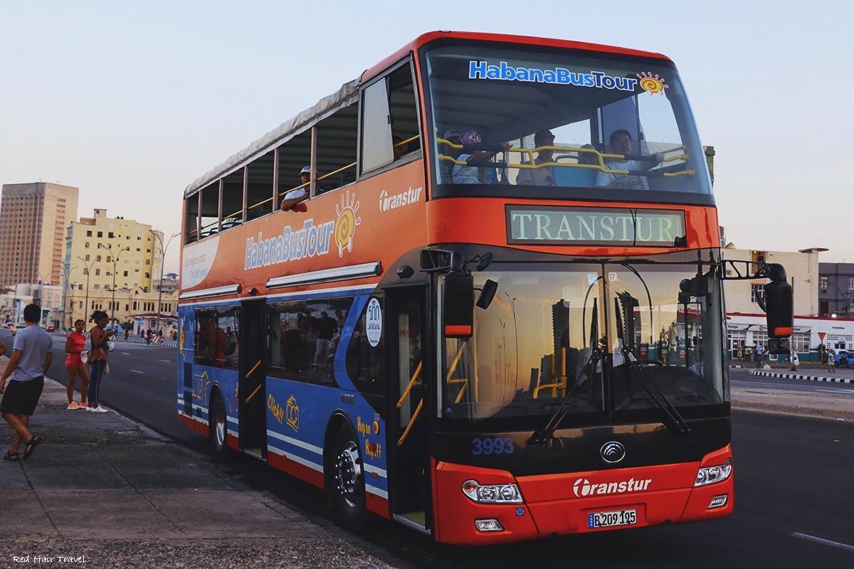 автобус Hop on Hop Off Гавана