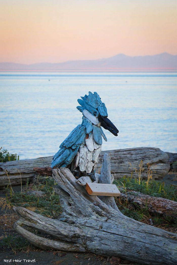 Лагуна — Esquimalt Lagoon Migratory Bird Sanctuary