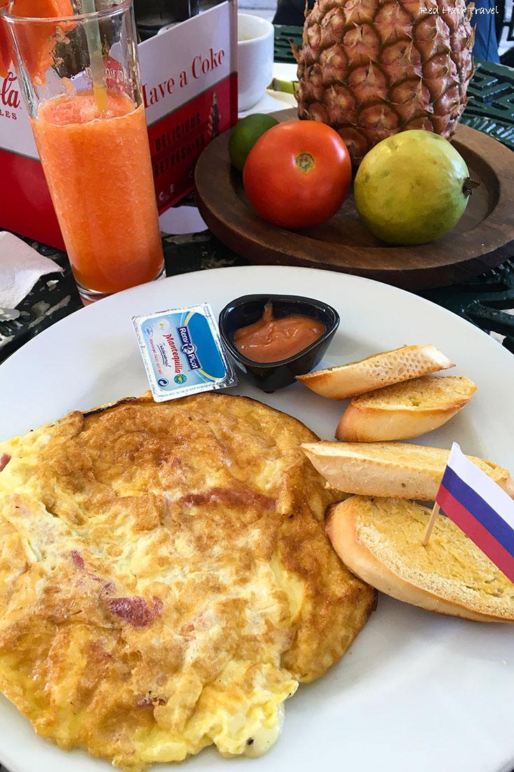где позавтракать в Гаване