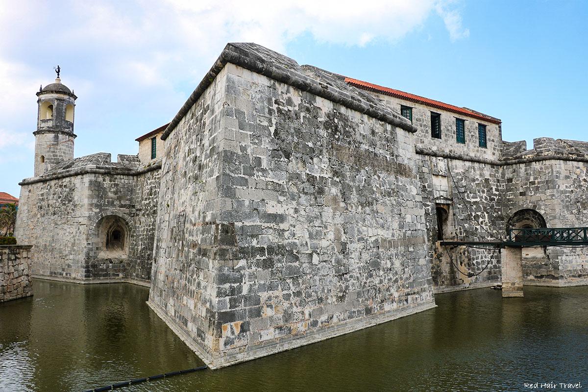 Castillo De La Real Fuerza, Havana
