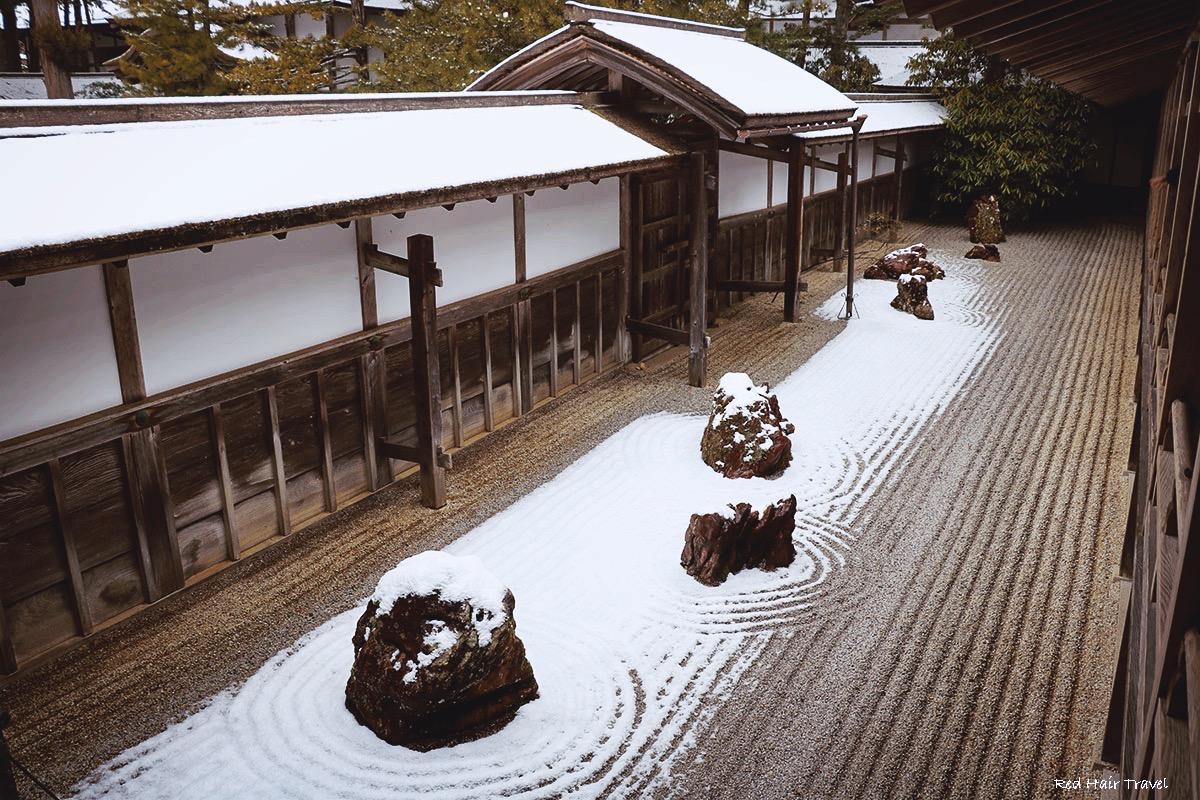 Храм Конгобудзи (Kongobuji Temple), Коя-сан